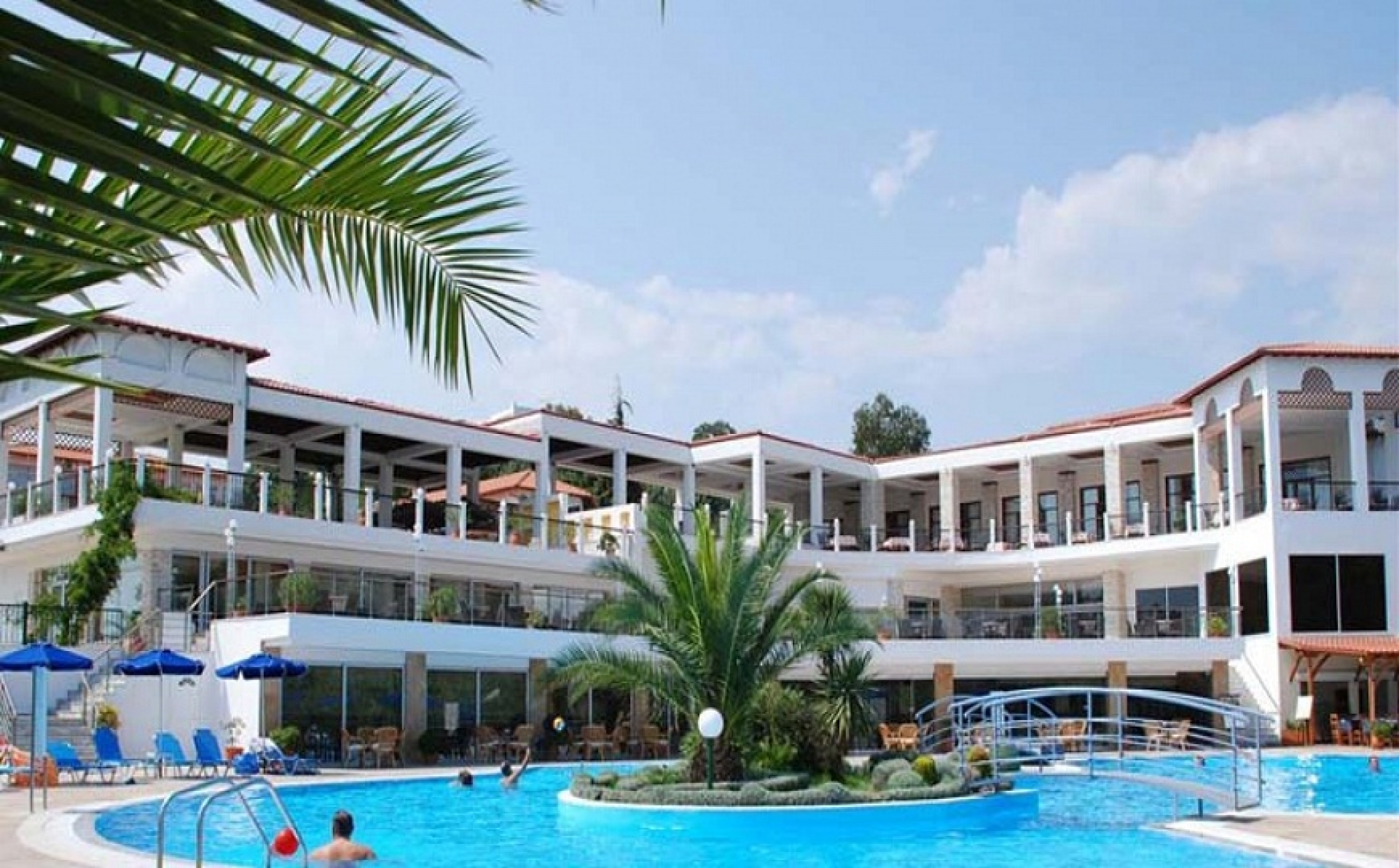 HOTEL ALEXANDROS PALACE*****, Ouranopolis