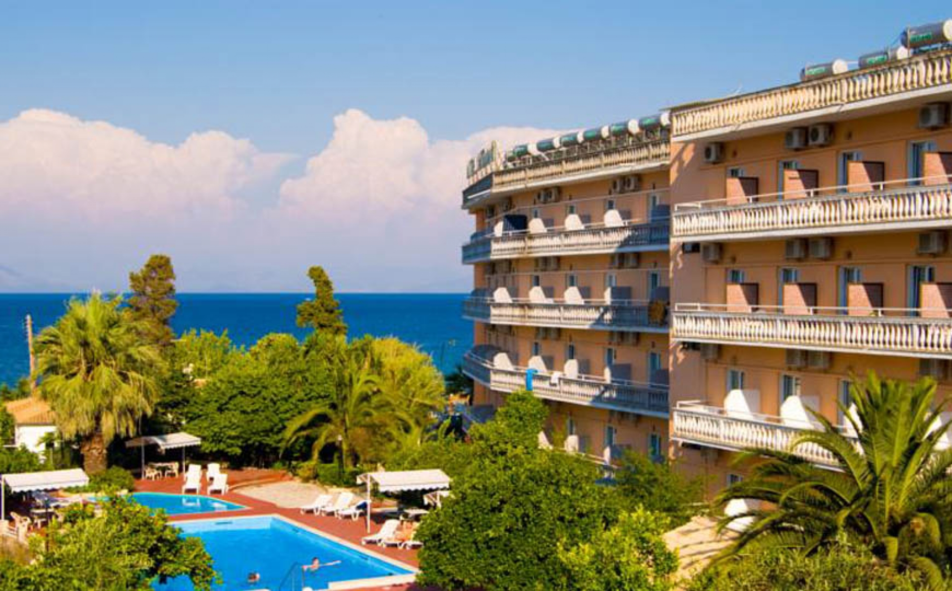 POTAMAKI BEACH HOTEL ***